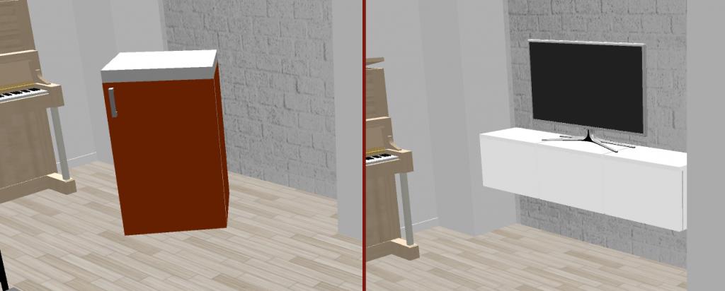 Ikea Möbel für Sweet Home 3D