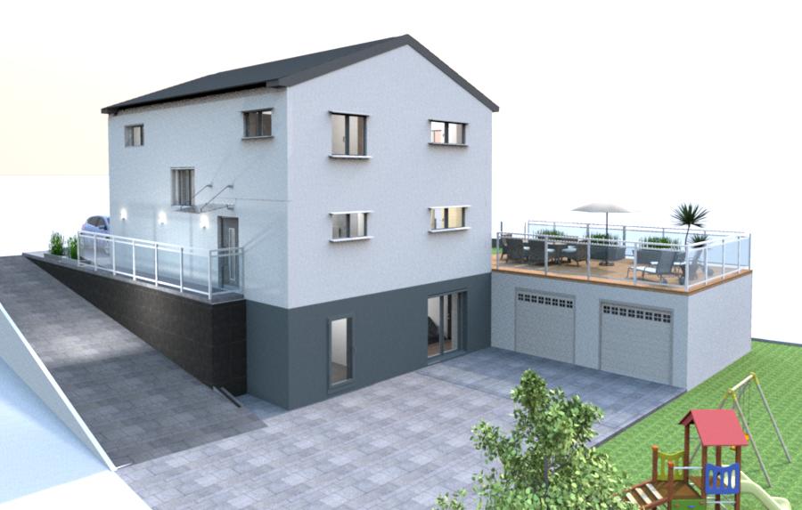 3D-Hausplanung mit Sweet Home 3D